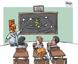 Sobre el actual estado de educación