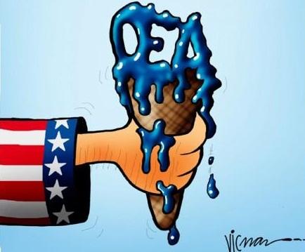 Resultado de imagen de La oeA