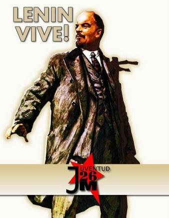 """Campaña """"Lenin Vive"""""""