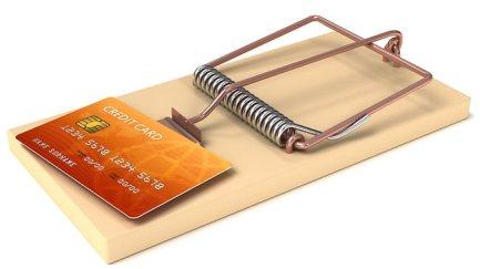 Trampa-tarjeta