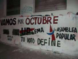 asamblea popular; unidad popular; uruguay; izquierda; abella presidente