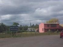 Paso la Cruz, Río Negro