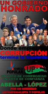 corrupción; Frente Amplio; Tabaré Vázquez; Alfredo Silva