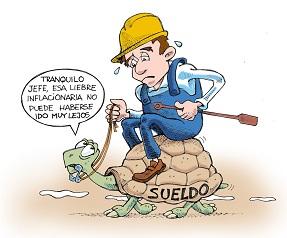 Caricatura de Gervasio Umpiérrez