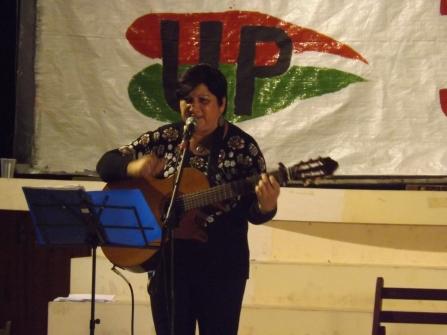 María Elena Melo