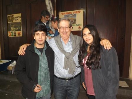 J26 junto a Eduardo Rubio
