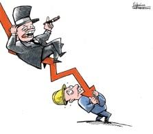 gervasio umpierrez; crisis; trabajadores; ajuste fiscal; ajuste salarial