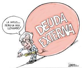deuda externa; danilo astori; frente amplio; progresismo