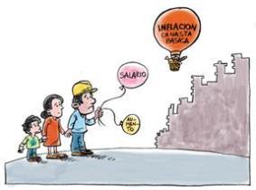 inflación; salario; gervasio umpiérrez; ajuste fiscal